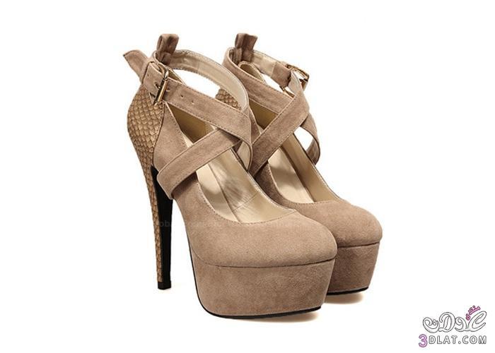 اخر تشكيلة احذية للبنات 2013 13693152651