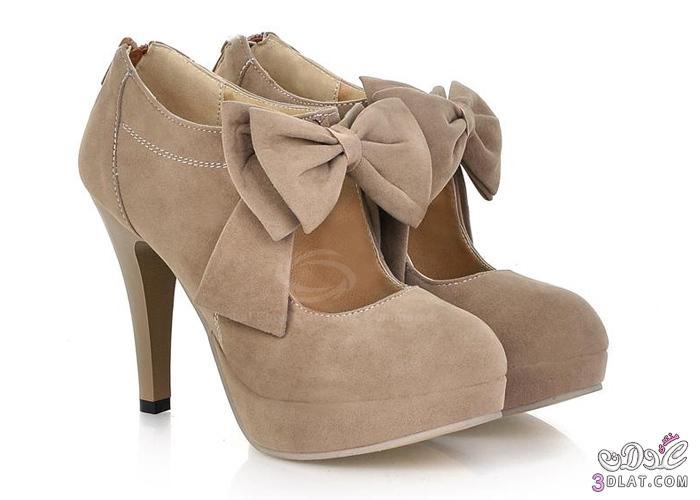 اخر تشكيلة احذية للبنات 2013 13693152652