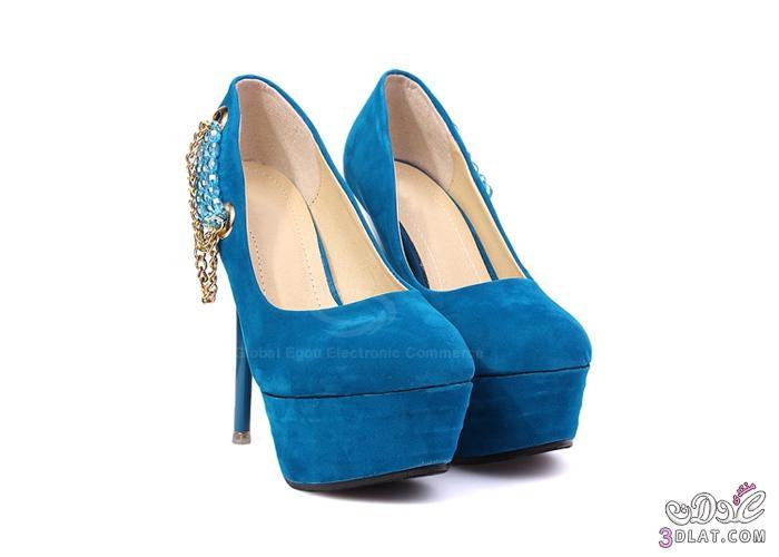 اخر تشكيلة احذية للبنات 2013 13693152656