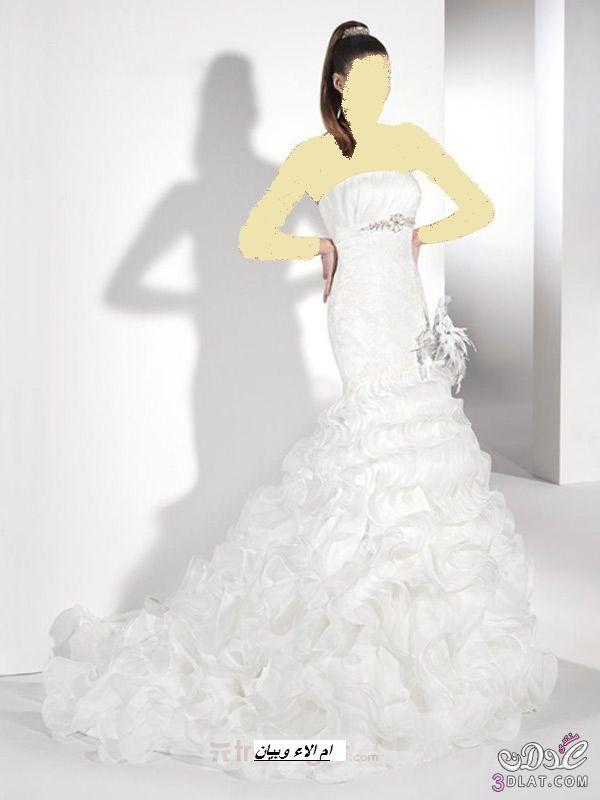 فساتين زفاف روعة,موديلات مميزة لفساتين العروس