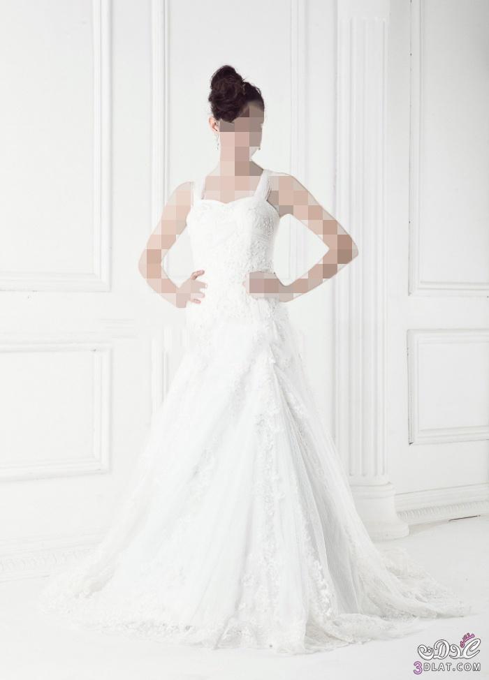 فساتين زفاف روعة ..اجمل فساتين زفاف 2021 تألقى