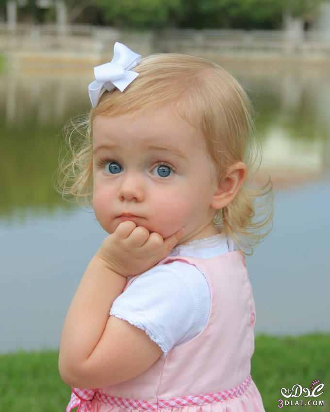 96199bd22 صور أطفال روعة أحلى صور بنوتات من الفيس بوك أجمل صور للاطفال من ...