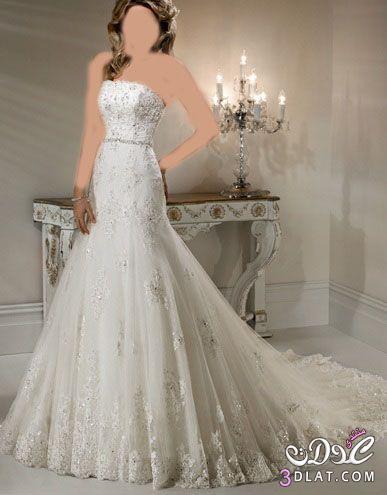 فساتين زفاف 2021  في غاية الجمال