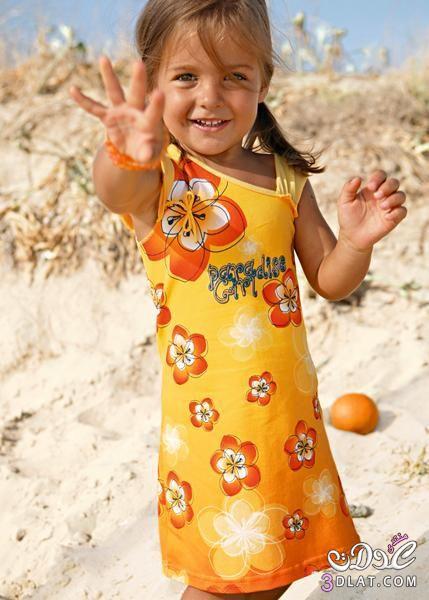 ملابس صيفية للبنوتات , ازياء بنوتات صغار , كولكشن صيفى للبنوتات الصغار 2013