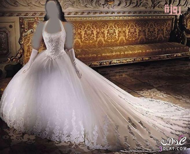 فساتين زفاف لاحلى عروسة اجمل فساتين العرائس 2021