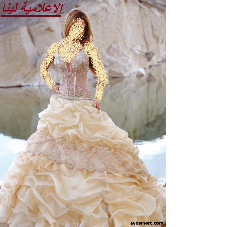 كوني أميرة يوم زفافك