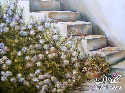 لوحات الورد لوحات عالميه للورد 13741789795.jpg