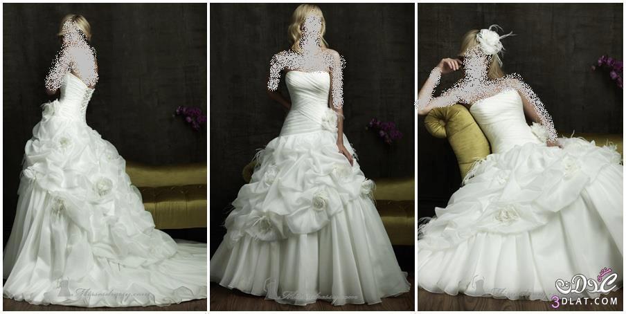فساتين زفاف 2021 رائعه  جدا الجزاء التانى