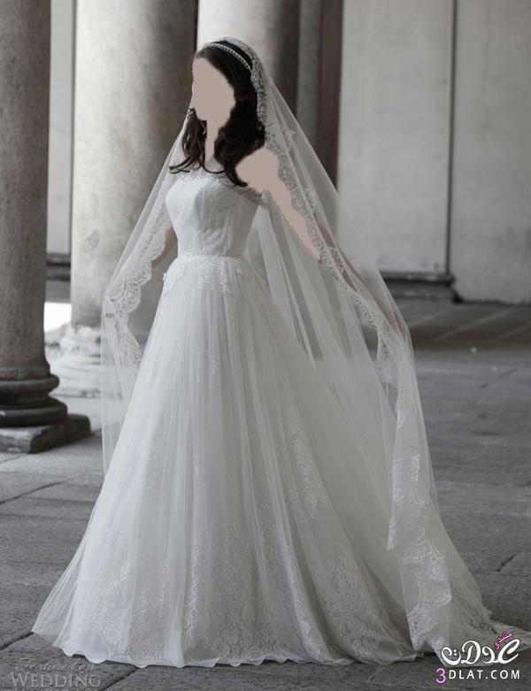فستان فرحك من الاساطير