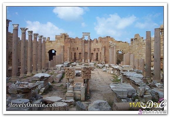 اجمل المناطق السياحيه ليبيا اثار ليبيا 13747828563.jpg