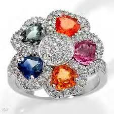 خواتم بألوان جميلة  13748480838