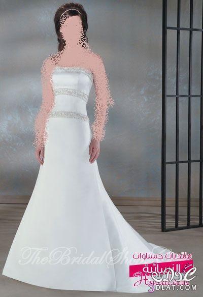 فساتين فرح جديده 2021 اجمل فساتين الزفاف
