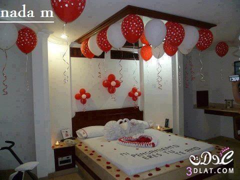 ديكور غرفة نوم اخر رومانسية غرفة نوم باللون الاحمر غرفة نوم مودرن