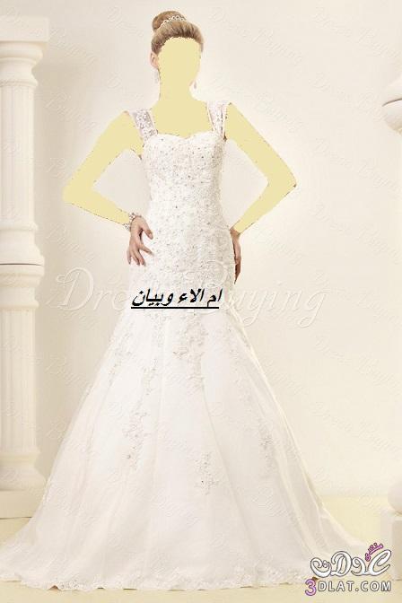 فساتين زفاف روعة,فساتين للعرائس,احلى فساتين زفاف