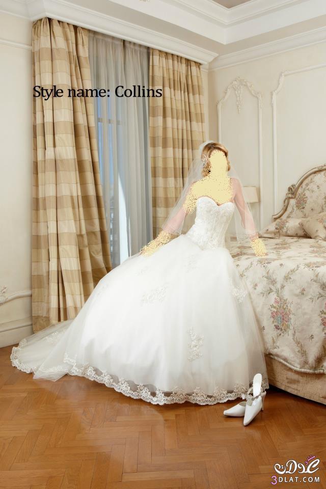 فساتين زفاف 2021 احدث صيحة فى فساتين الزفاف 2021