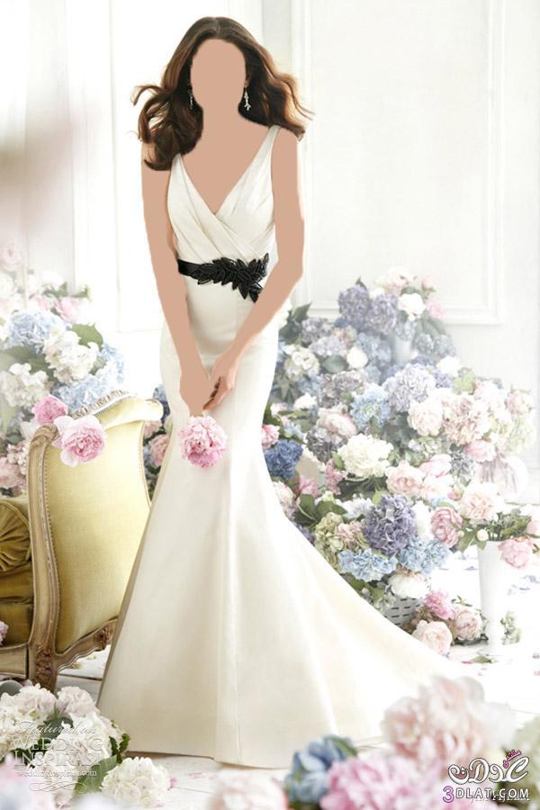 فساتين زفاف لعروسة متالقة