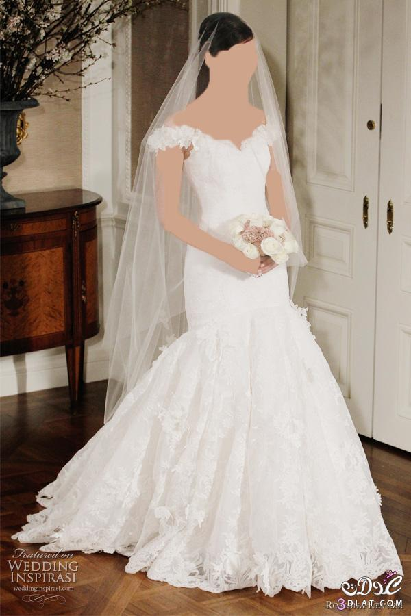 فساتين زفاف رائعة