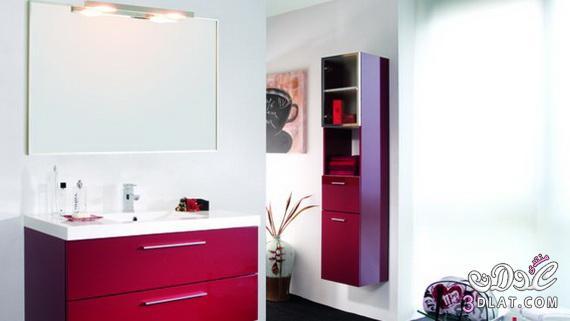 طرق لتزيين الحمامات الملونة 13764708057