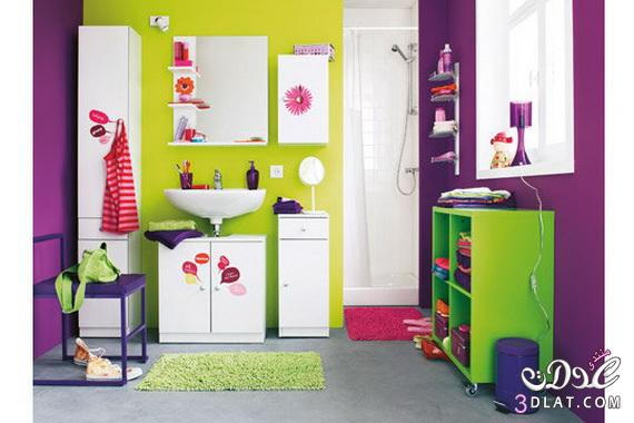 أفكار تزيين الحمامات الملونة 13764709662.jpg