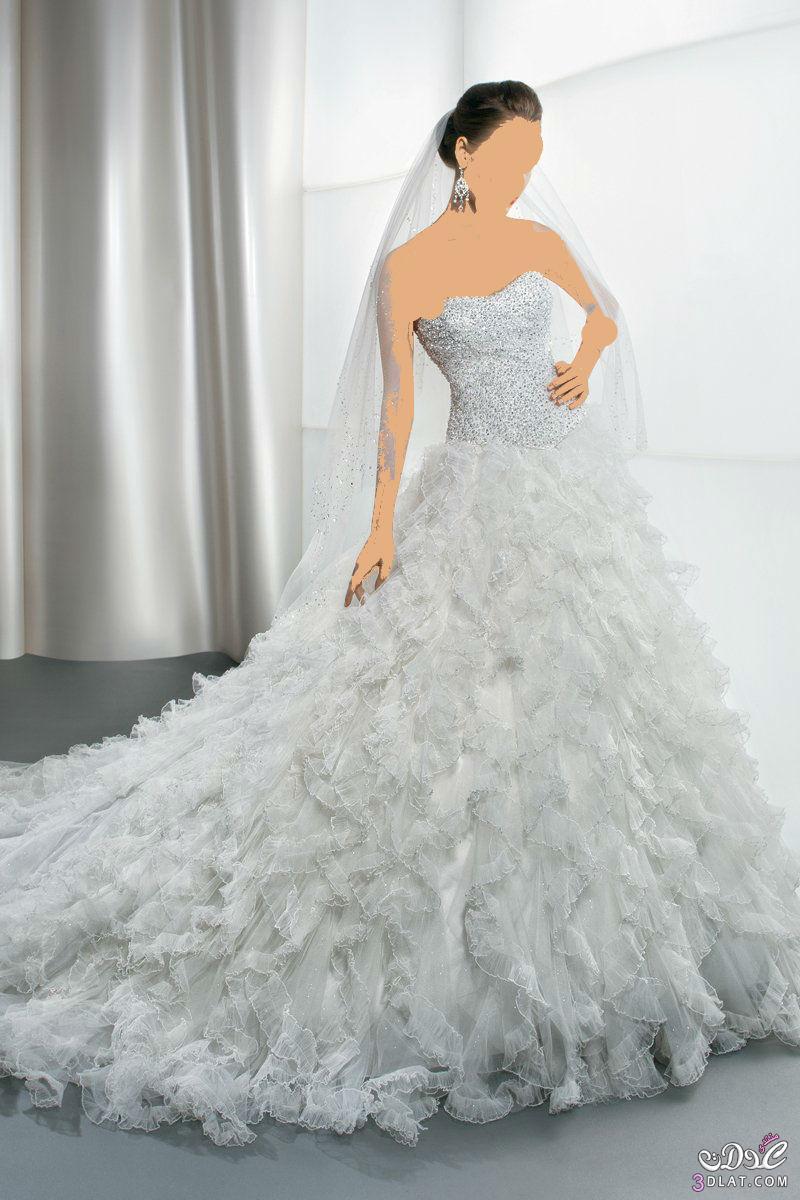 فساتين زفاف أجمل فساتين زفاف 2021 يلا يا عروسة أدخلي وشوفي أحلى فساتين زفاف