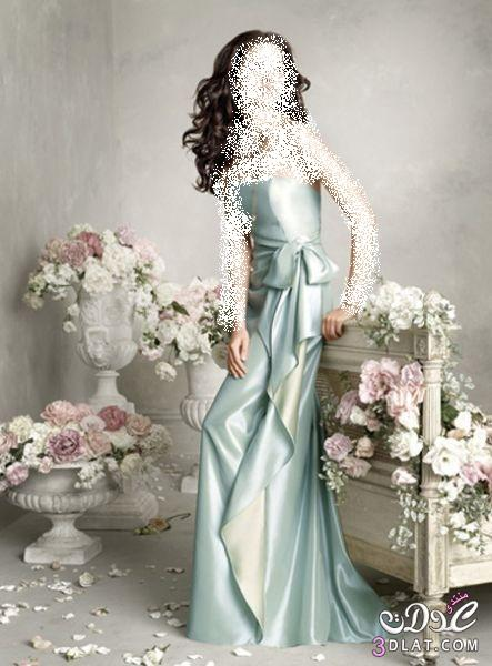 فسااتين العروس ووصيفاتها  في قمة الروعة فساتين اعراس 2021