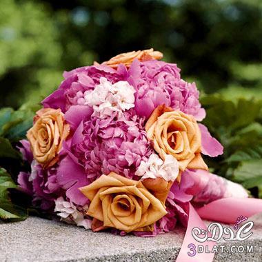 صور باقات ورد 2019  للعروس  ,باقات ورد 2019  خطيره