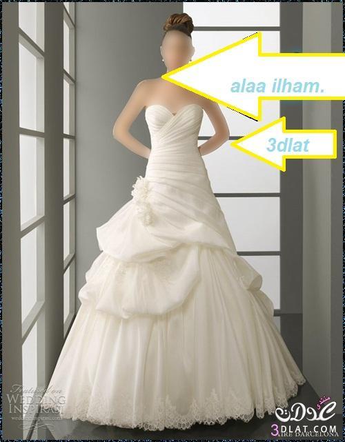 فساتين زفاف روعة