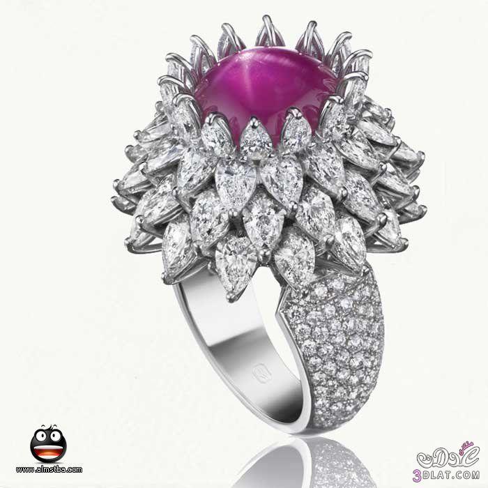 خواتم 2019  الماس للعروس