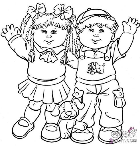 Drawing Lines Vb : صور للتلوين رسومات جميله للاطفال