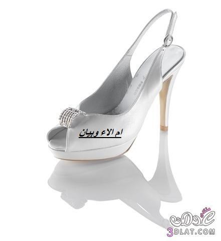 احذية 2019  وصنادل روعة للعروس,تشكيلة صنادل واحذية 2019  لعروس