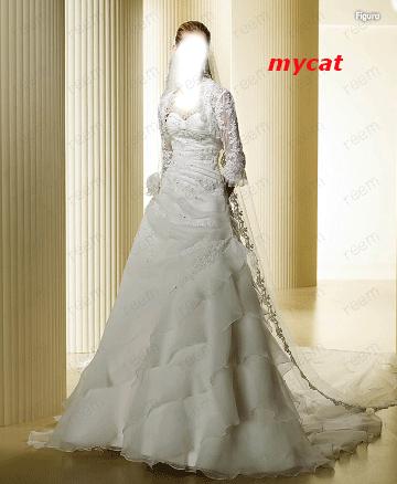 حصرياً   فساتين زفاف 2021 - تألقى يا عدولة بهذة الفساتين 2021 - فساتين 2021