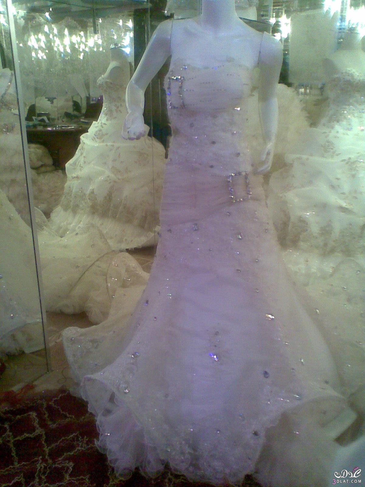 فساتين زفاف2019فساتين افراح حصريا لعرائس الجزائر