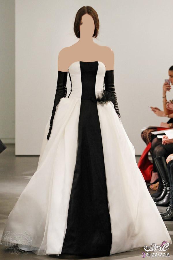 Модные свадебные платья 2014 года 9