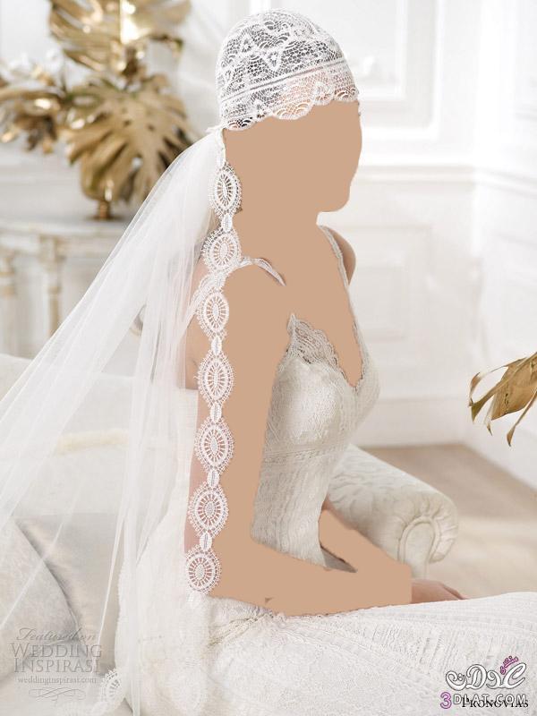 نيو لوك لطرحة 2019  العروسة