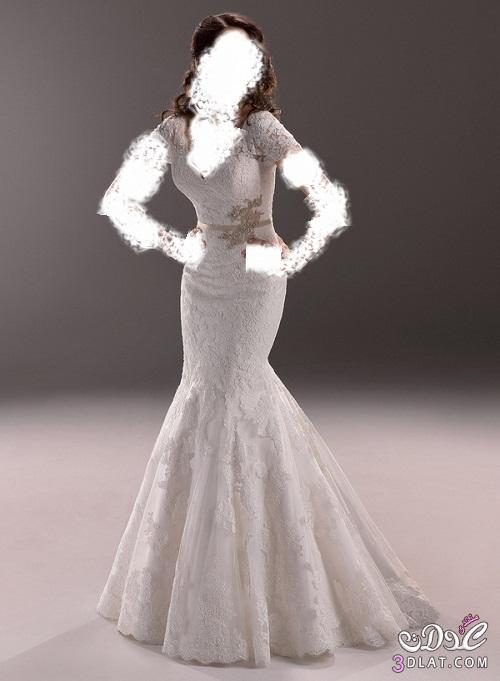 اروع فساتين زفاف