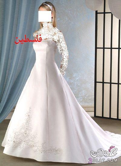 فساتين زفاف متالقة فساتين زفاف للعروس ارقى فساتين الزفاف جديد 2021