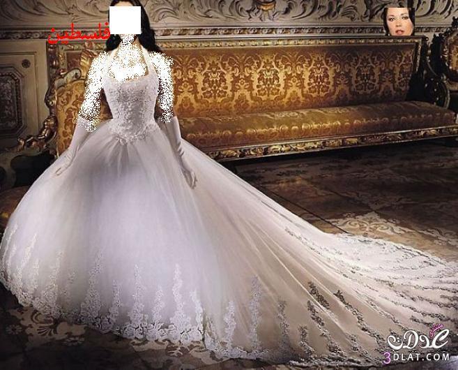 فساتين زفاف وخطوبة اجمل تشكيلة فساتين للزفاف والخطوبة فساتين روعة