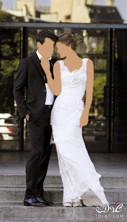 مجموعة جديدة من فساتين الزفاف