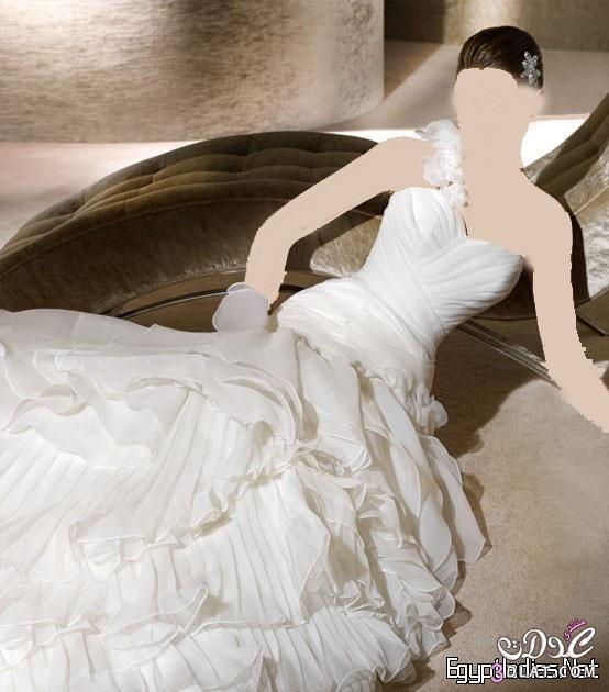 فساتين زفاف 2021 - فساتين زفاف انيقة للعدولات 2021 - فساتين مميزة