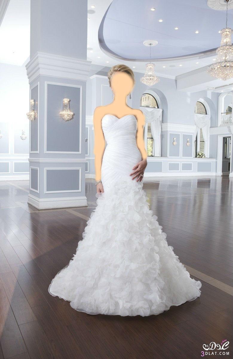 فساتين زفاف 2021 فساتين زفاف جديدة ومميزة 2021