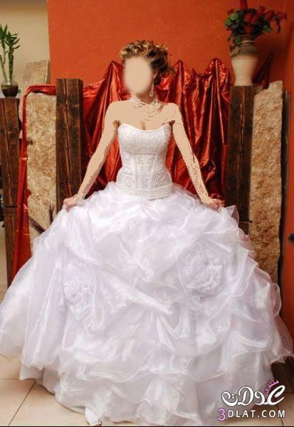 فستان زفاف رائع 2021