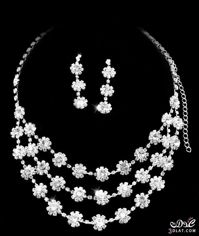 اكسسوارات 2019  عروس  -  - مجوهرات 2019  فخمة للعروس  -