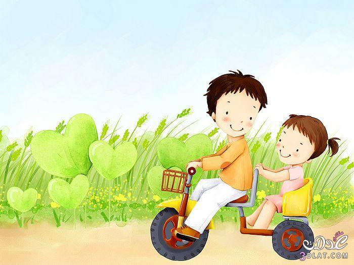 ,بطاقات طفولة,براويز بأشكال جميلة 13792774513