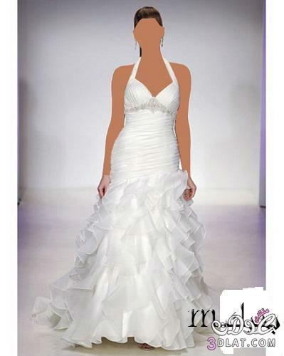 فساتيين زفاف 2021 اجمل فساتيين العروسة 2021 فساتيين رقيقه 2021