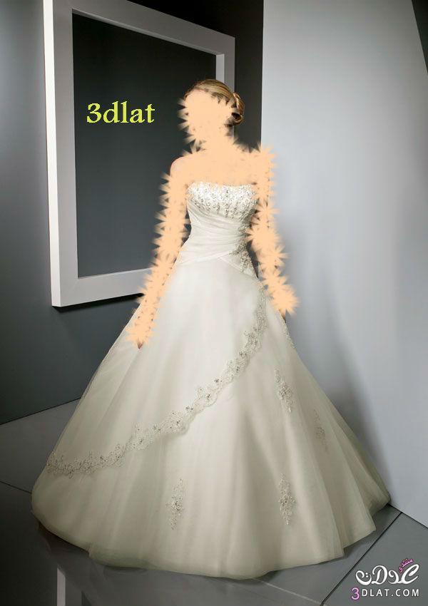 فساتين زفاف 2021,للعرائس مجموعة فساتين افراح مميزة,فساتين فرح جميلة