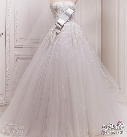 فساتين زفاف مميزه فساتين زفاف لاحلى عروس فساتين زفاف رائعه