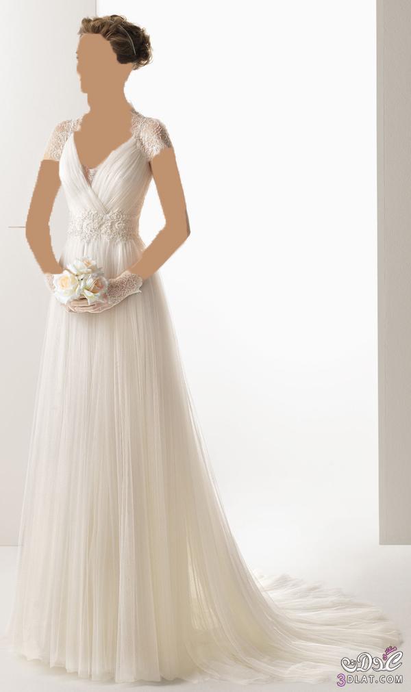 رقتك سر جمالك في زفافك