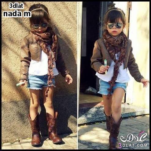أزياء بنات شياكة