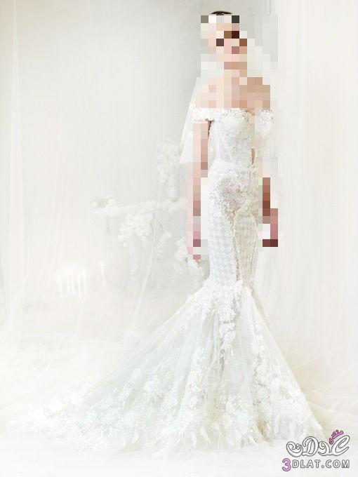 فساتين زفاف فساتين للعرائس 2021 فساتين ليلة العمر