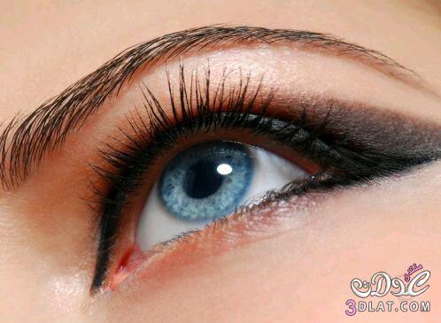 احدث رسومات العين  - رسومات جديدة للعيون  - رسومات هادية ورقيقة